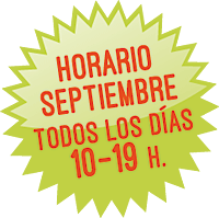 Horario septiembre 2017