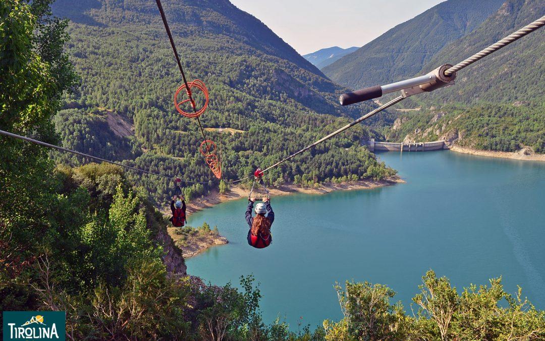 Disfruta de la Semana Santa en la Tirolina Valle de Tena