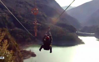 """""""TIPS"""" de la 2 visita Hoz de Jaca y la Tirolina del Valle de Tena"""