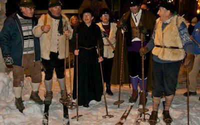 Fiesta de la nieve y desfile de esquiadores este sábado en Sallent de Gállego