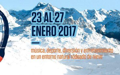 Tirolina de día y de noche y +QSki Snow Music Festival