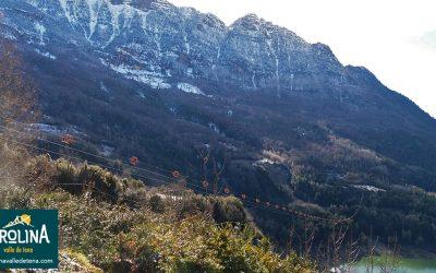 Llega la Semana Blanca… ¿te apuntas a saltar en la Tirolina del Valle de Tena?