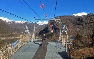 Fin de semana de lujo en el Valle de Tena ¿Vienes a la Tirolina?