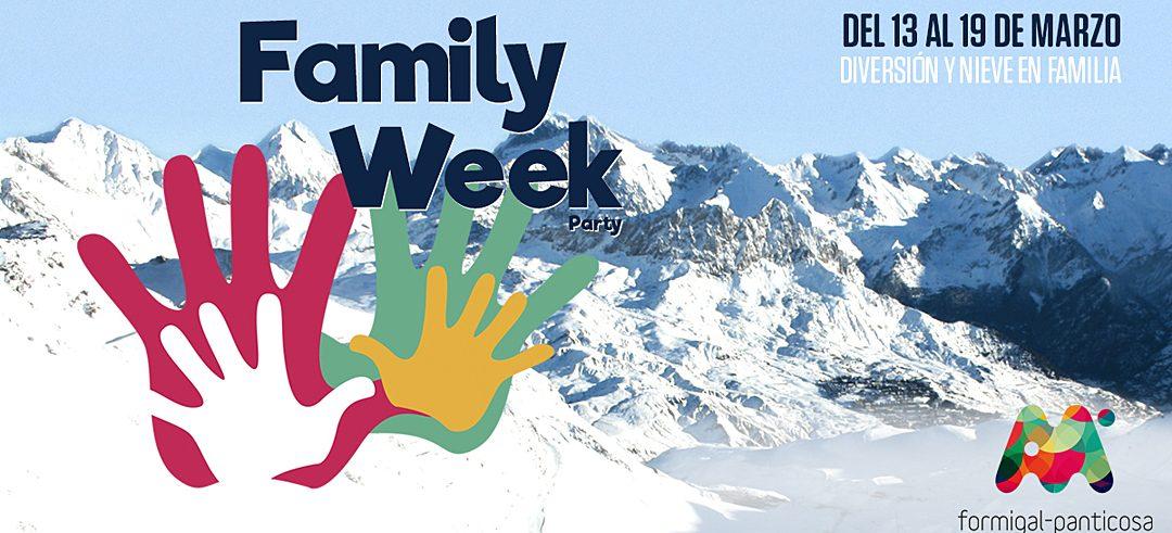Formigal-Panticosa prepara una semana de actividades en familia