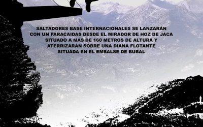 Los mejores saltadores internacionales se dan cita en Hoz de Jaca