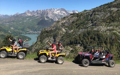 Completa tu aventura en Hoz de Jaca…. ¡sobre cuatro ruedas!
