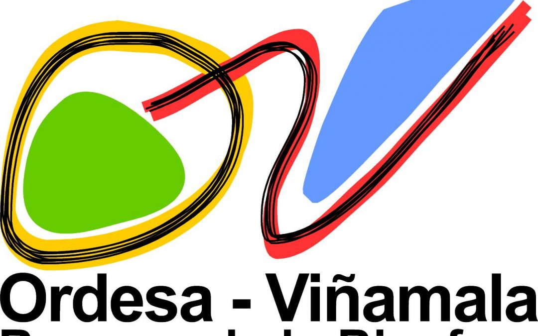 La tirolina, empresa de la Reserva de la Biosfera Ordesa Viñamala