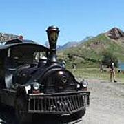 Tren turístico Valle de Tena