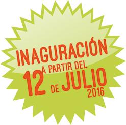 Inauguración 12 de julio