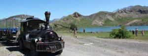 Descubre el valle en 360º con el tren turístico del Valle de Tena