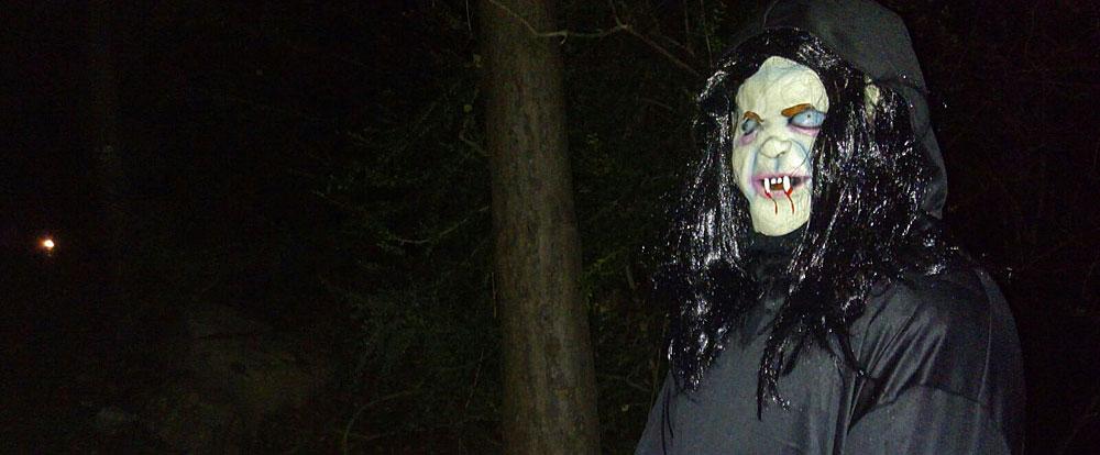 Ya tenemos ganadores del concurso de Halloween... y algunas fotos!!