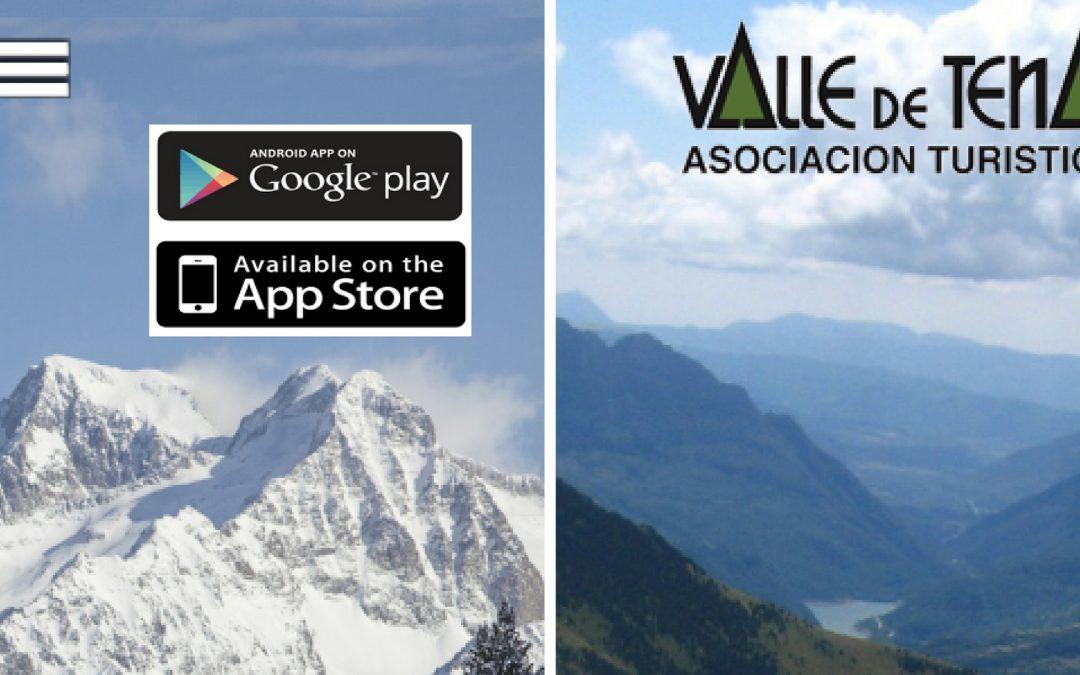 Toda la información sobre el valle de Tena, en tu móvil