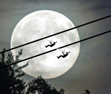 ¡Único salto con Luna Llena de septiembre!