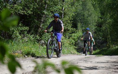 Conoce las bicicletas eléctricas, disponibles en Hoz de Jaca