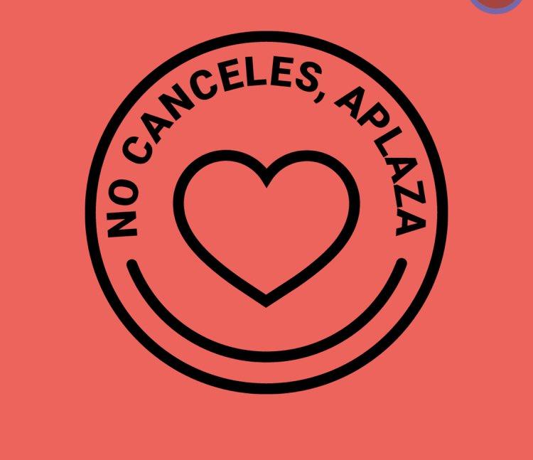 No canceles, ¡aplaza!