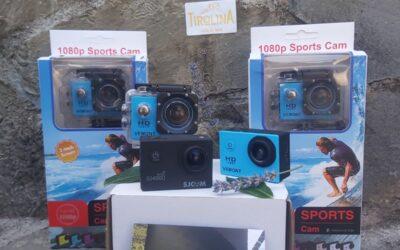 ¡Ya puedes alquilar tu cámara en nuestra oficina!